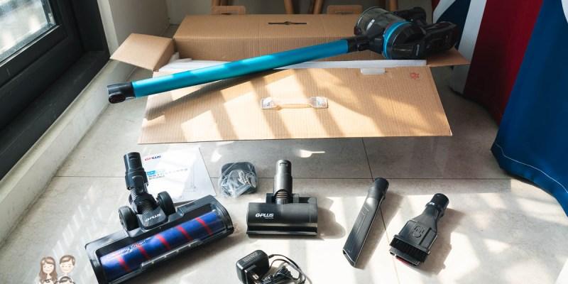 【團購】一機多用的無線手持吸塵器!GPLUS T09無線吸塵器,可當家用吸塵器、車用吸塵器、除塵螨機!