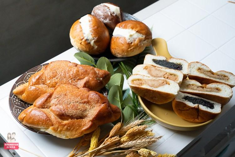 【台南麵包】隱身在延平市場內的台式手感麵包,法國麵粉+法式奶油,真材實料「圓包包麵包店」!