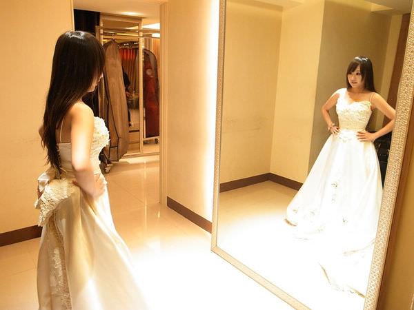 ∥婚∥禮服的選擇-法國台北(被淘汰的15套拍照禮服)