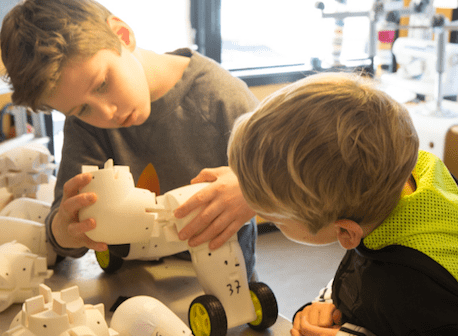 Fable fra Shape Robotics