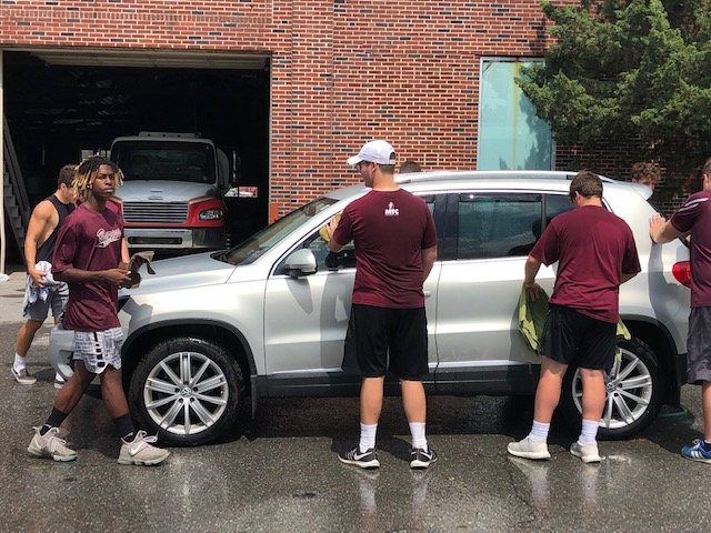 Barons Car Wash to Benefit 4 Coles Kids
