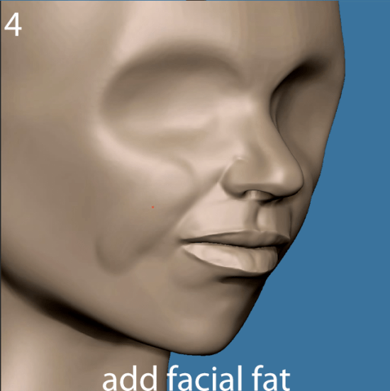 Add facial fat