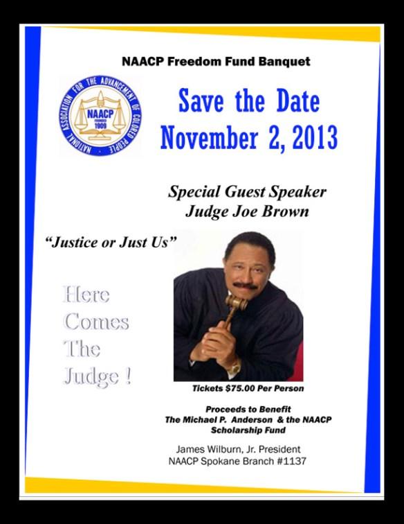 NAACP Banquet 2013