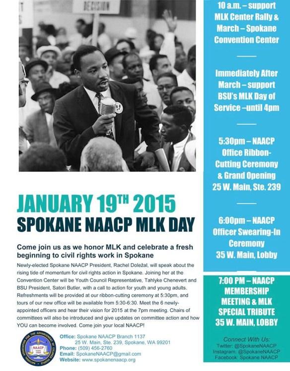 MLK Events 2015