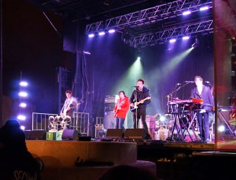 Photo of the week: The Arkells