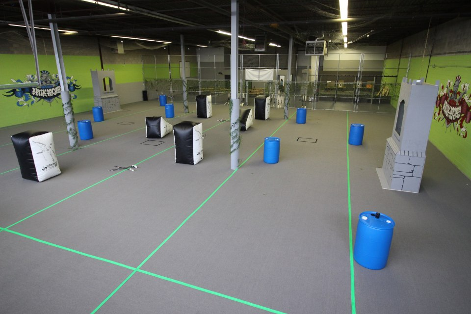 Battle Archery Facility