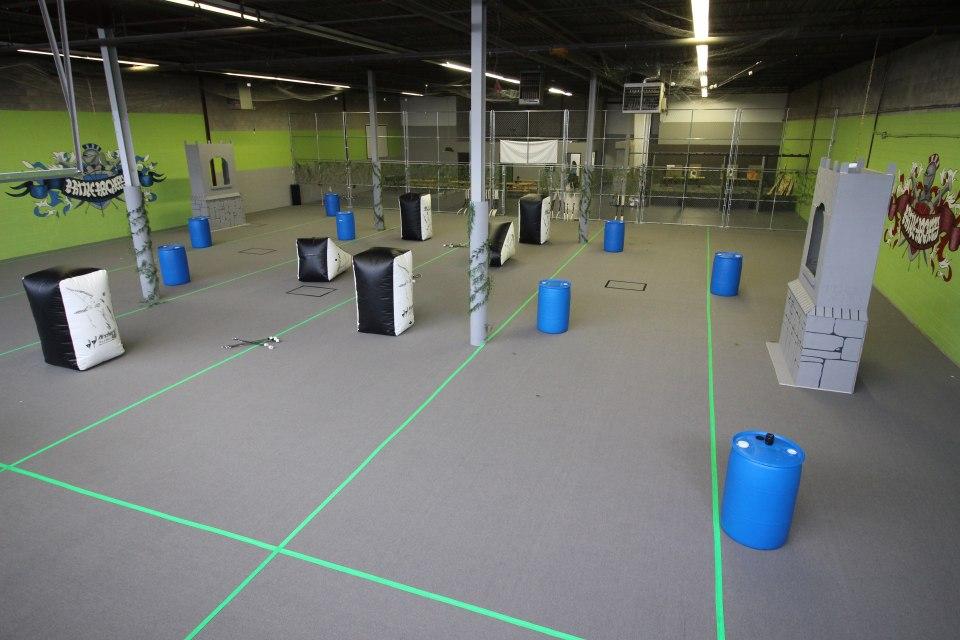 Battle Archery Facility