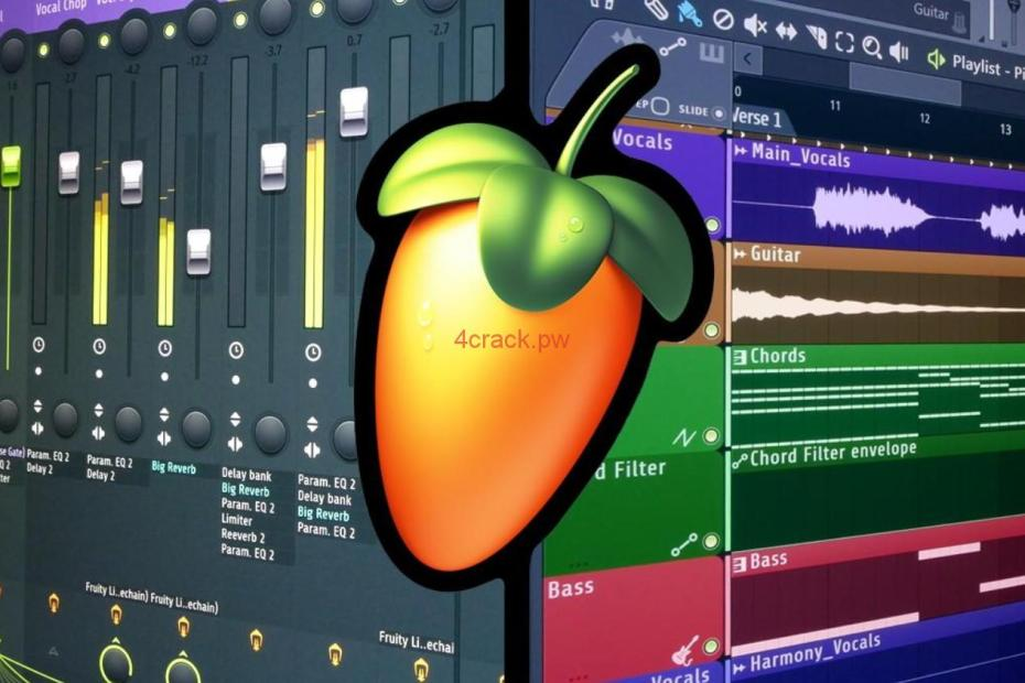 FL Studio 2020 Crack With Keygen Free Download