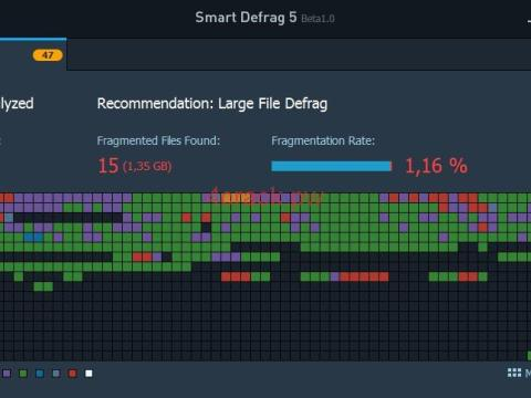 Smart Defrag 6.2.5.129 PRO Crack Keys and Serial for Lifetime Activation