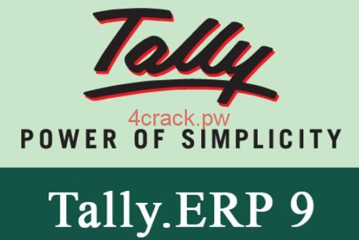 Tally ERP 9 Crack Release 6.4.5 Serial key