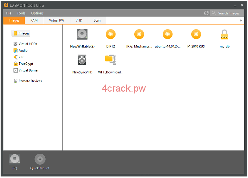 DAEMON Tools Ultra Crack With Serial Key Download