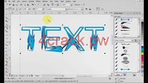Main Characteristics of Corel Draw X7 Crack