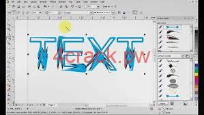 Main Characteristics of Corel Draw X7 Crack