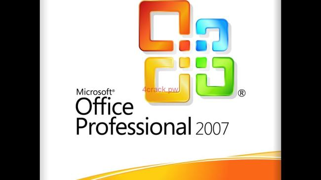 Office 2007 Crack + Product and Serial Key Full Free Download [100% Working]