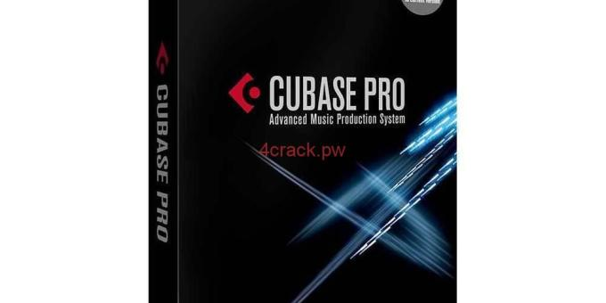 Cubase Pro 9.5.50 Crack With working Serial Key For Windows and Mac OS