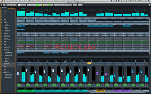 Cubase Pro Crack With Serial Key Free Download