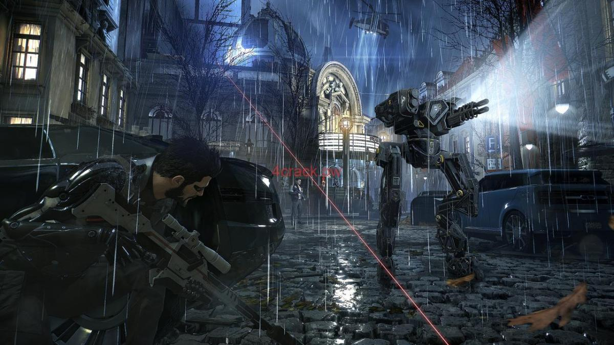 Deus Ex Mankind Divided Crack With Serial Keyn Free Download