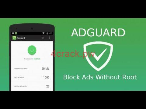 AdGuard Crack With License Key Free Download