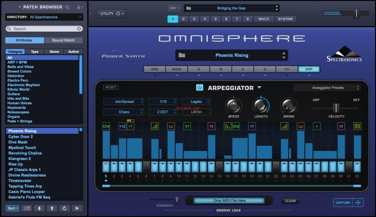 Omnisphere Crack With License key Full Download