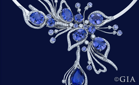 All About Birthstones: Tanzanite in December