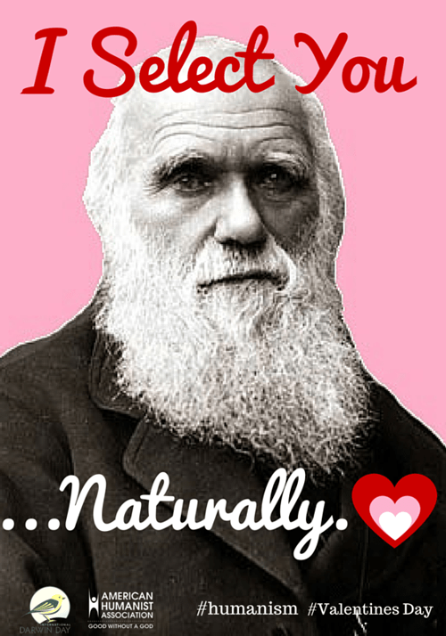 Charles Darwin Approves 9gag