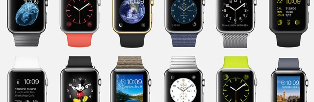Apple Watch styles