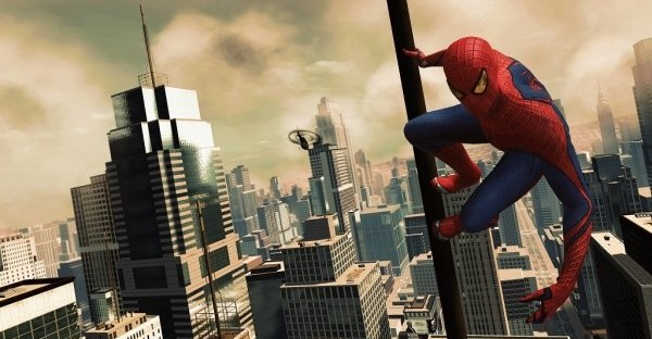 Review: Amazing Spider-man Ps Vita