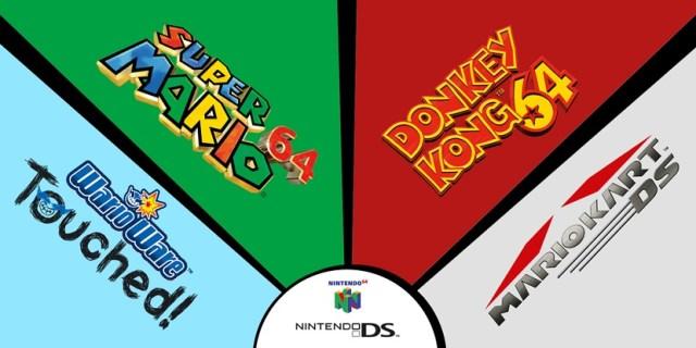 Virtual Console games Wii U