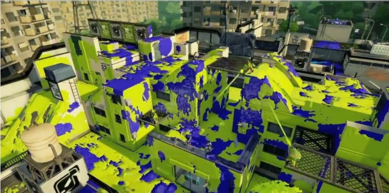 Splatoon Flounder Heights 2