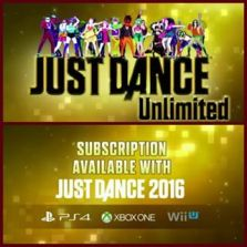 Just Dance Unlimited Sub