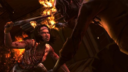 Michonne episode 3 sc1