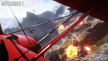 Battlefield1 biplane