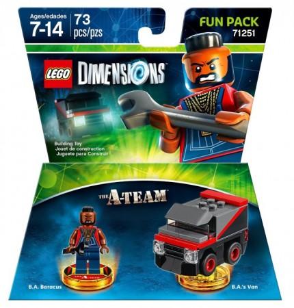 LEGO Dimensions Mr T