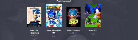 Sonic Humble 1