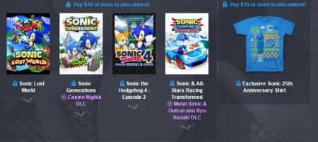 Sonic Humble 3
