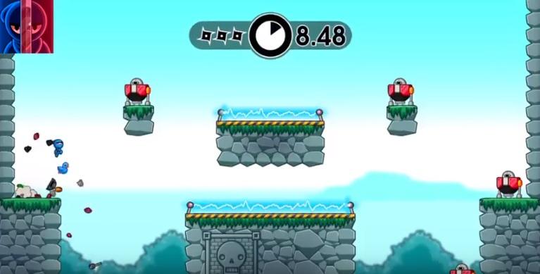 10 second ninja screen 1