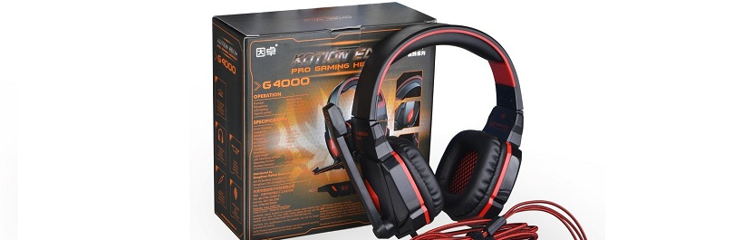 Review: Kotion Each G4000 Gaming Headset
