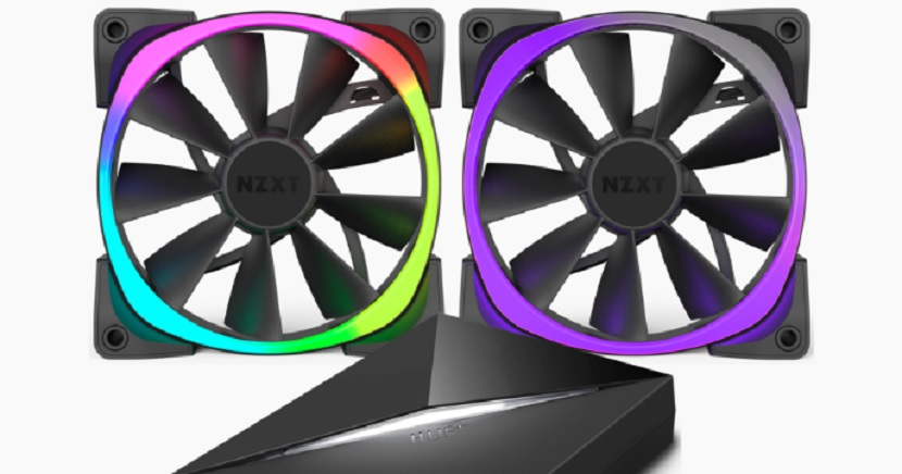 Review: NZXT Aer RGB 120 Fans