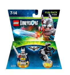 LEGO Dimensions Excalibur Batman