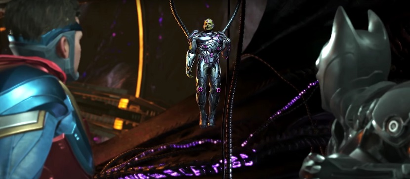 Brainiac Takes the Stage in New Injustice 2 Trailer