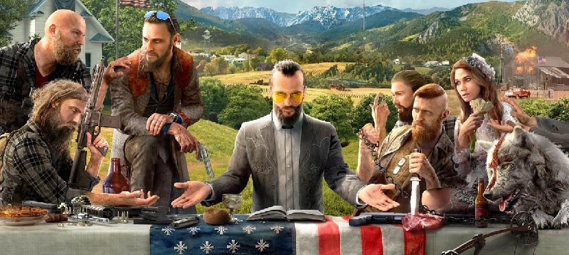 Far Cry 5 – Play it like Boomer Trailer