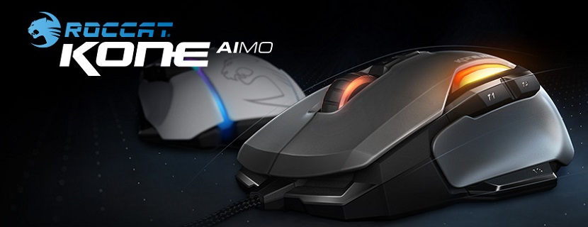 Review: Roccat Kone Aimo mouse and Kanga Gaming Surface