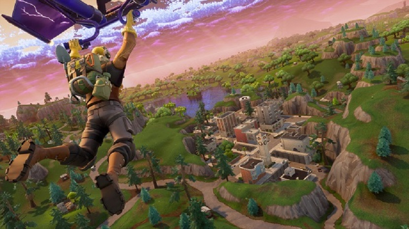 Fortnite Battle Royale Gets Huge Map Update This Week