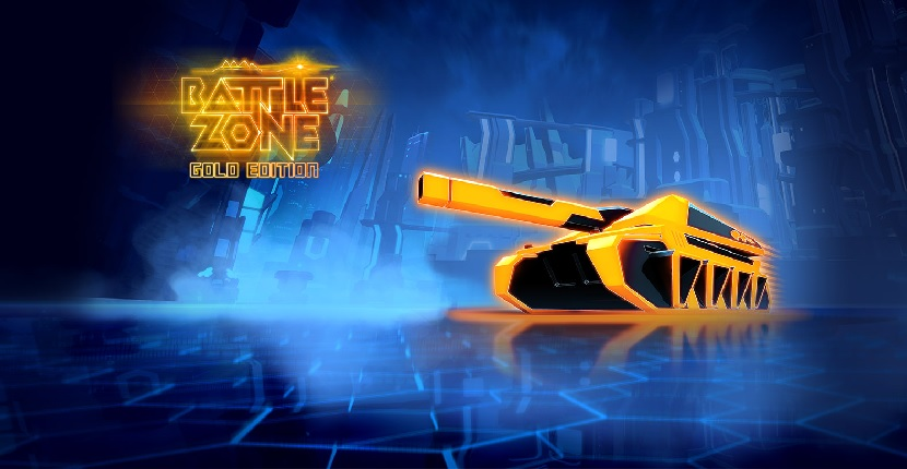 BATTLEZONE GOLD EDITION coming to the Nintendo Switch