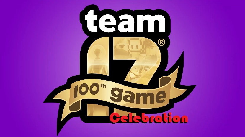 Celebrating Team 17's 100 Games