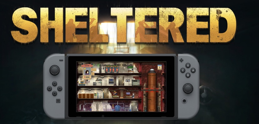 Sheltered out now on Nintendo Switch