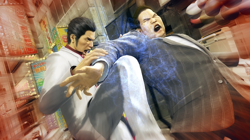 Yakuza Kiwami heads to PC on February 19th