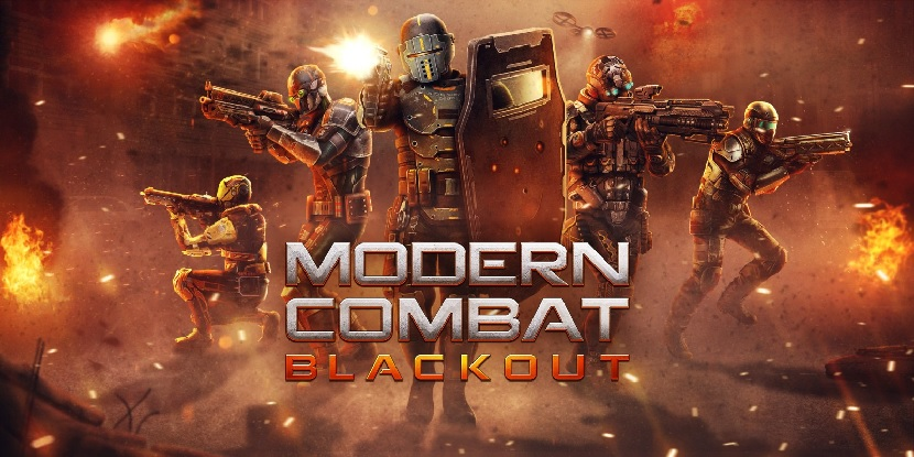Gameloft's Modern Combat Blackout comes to Switch tomorrow