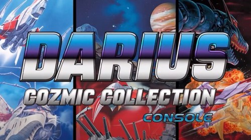 Darius Cozmic Collection: Console