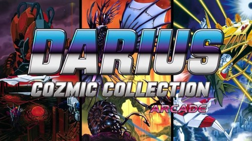 Darius Cozmic Collection: Arcade